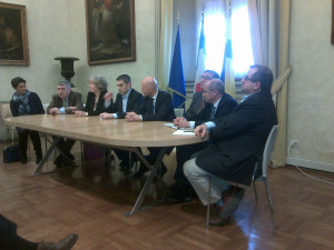 conferenza stampa parma unesco